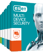 ESET Multi-Device Security antivirus